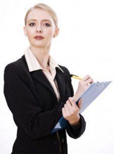 women in authority roles